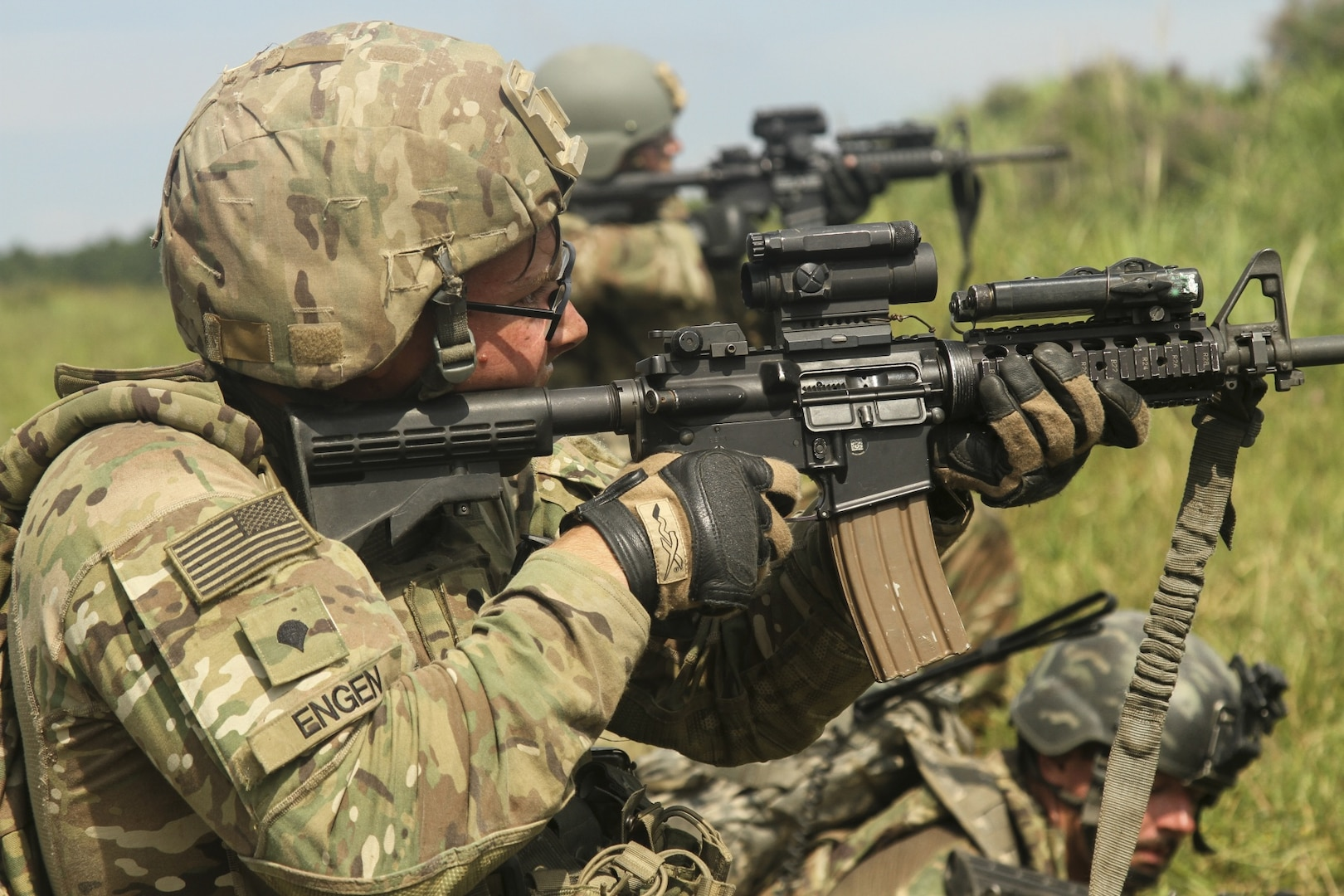 Orient Shield 2019, a Soldiers View