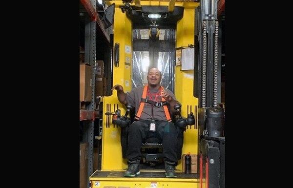 Distribution Norfolk participates in OSHA Safe and Sound Week