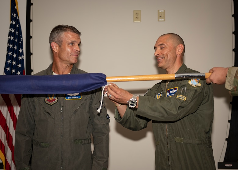 As a formal recognition of the hard work and efforts of the 53rd Wing Airmen at Tyndall Air Force Base in the 81st Range Control Squadron, the 81st RCS deactivated, then reactivated as the 81st Air Control Squadron during a ceremony on September 23, 2019.