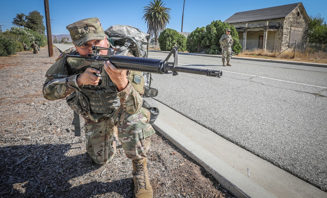 Reserve brigade marks historic first with unique multi-state field training exercise