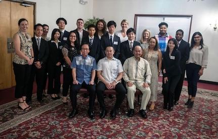 Kadena Language Institute Celebrates Successful Internship Program