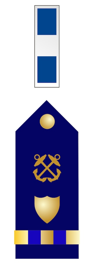 W-3 Chief Warrant Officer 3