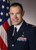 Col. Johnathan Compton, 319th Medical Operations Squadron commander, Grand Forks Air Force Base, North Dakota.
