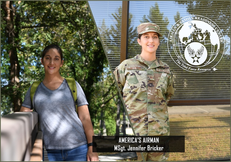 America's Airman: Master Sgt. Jennifer Bricker