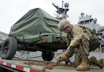 U.S. Army Alaska Gives Marine Corps a Lift during Exercise