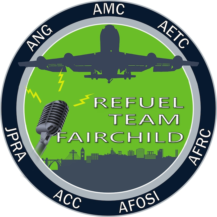 Team Fairchild's Education Center developed a new podcast for Airmen in an effort to provide Airmen the opportunity to expand their professional development by hearing local success stories from fellow Airmen, their keys to success and what helping agency services are available on base. (U.S. Air Force graphic by Tech. Sgt. Travis Edwards)
