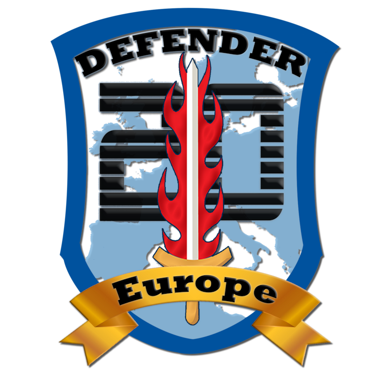 DEFENDER-Europe 20 Logo