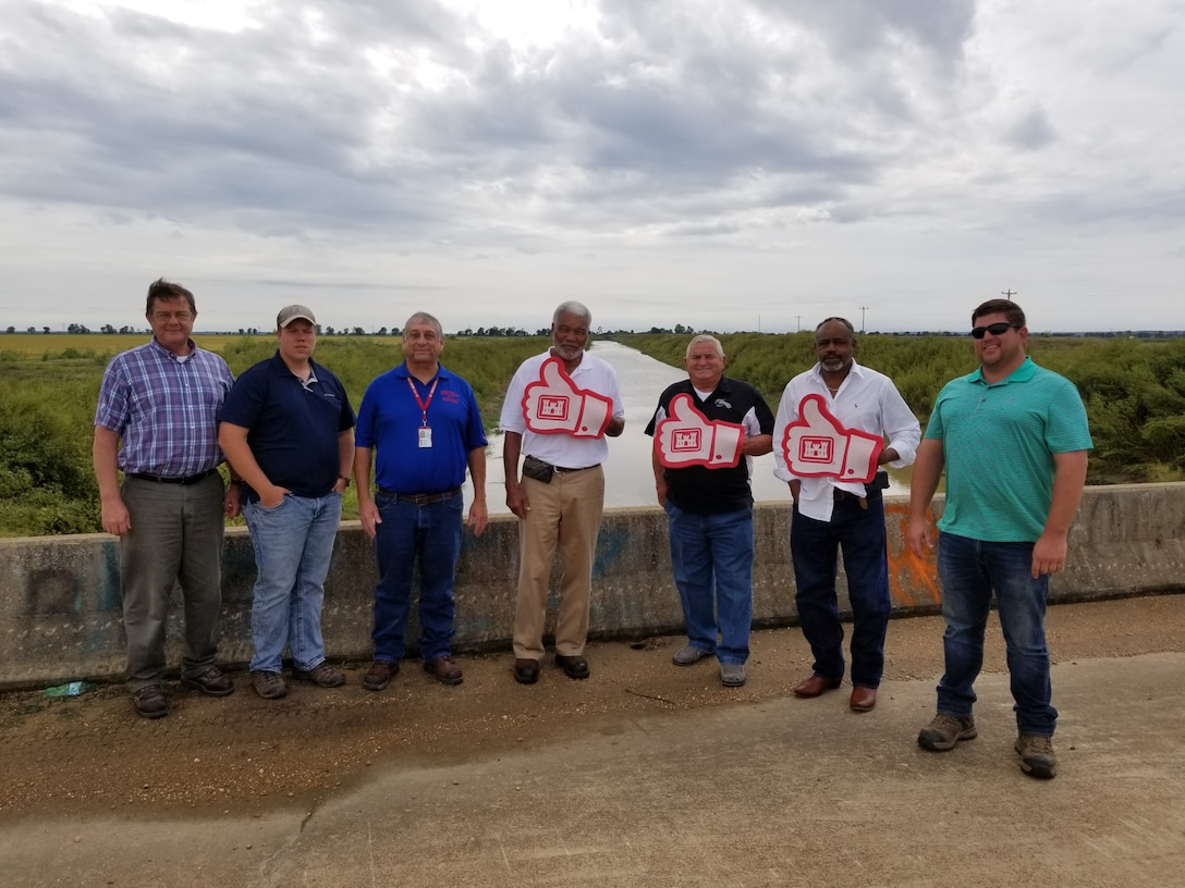 Corps of Engineers completes Poinsett County Ditch 10 cleanout ahead of schedule, under budget