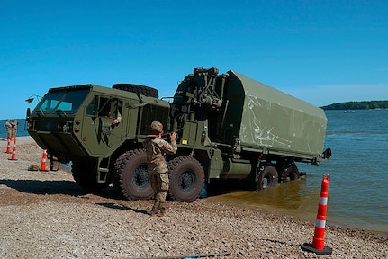 US Army Reserve Demonstrates Humanitarian Assistance Capability at Carlyle Reservo