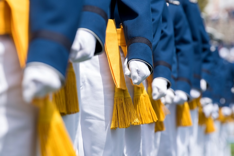 Cadet Graduation 2020