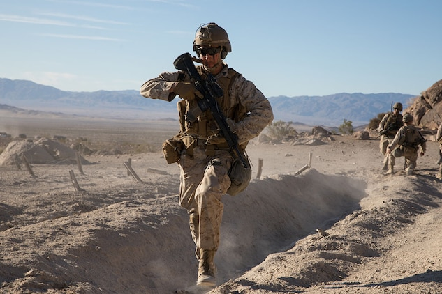 Corps fields next-generation body armor to Marines