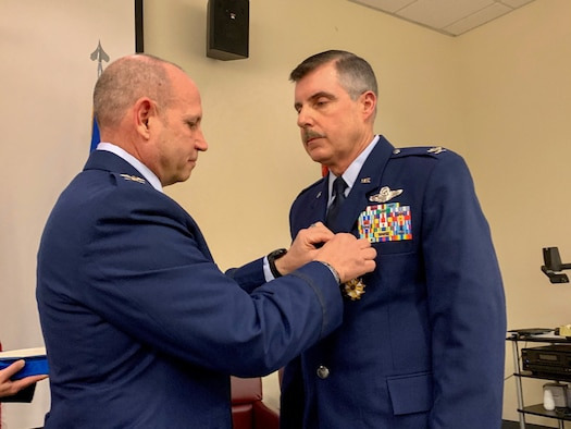 Col. John D. Beatty Retires after 35 Years of Service