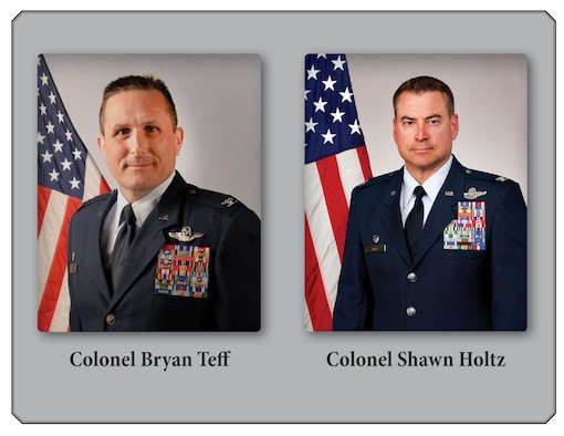 Col. Shawn Holtz will assume command of the 110th Wing, Battle Creek Air National Guard Base, Mich., in an on-base ceremony June 8, 2019 at 2:00 p.m.