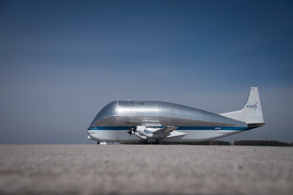 NASA's Super Guppy
