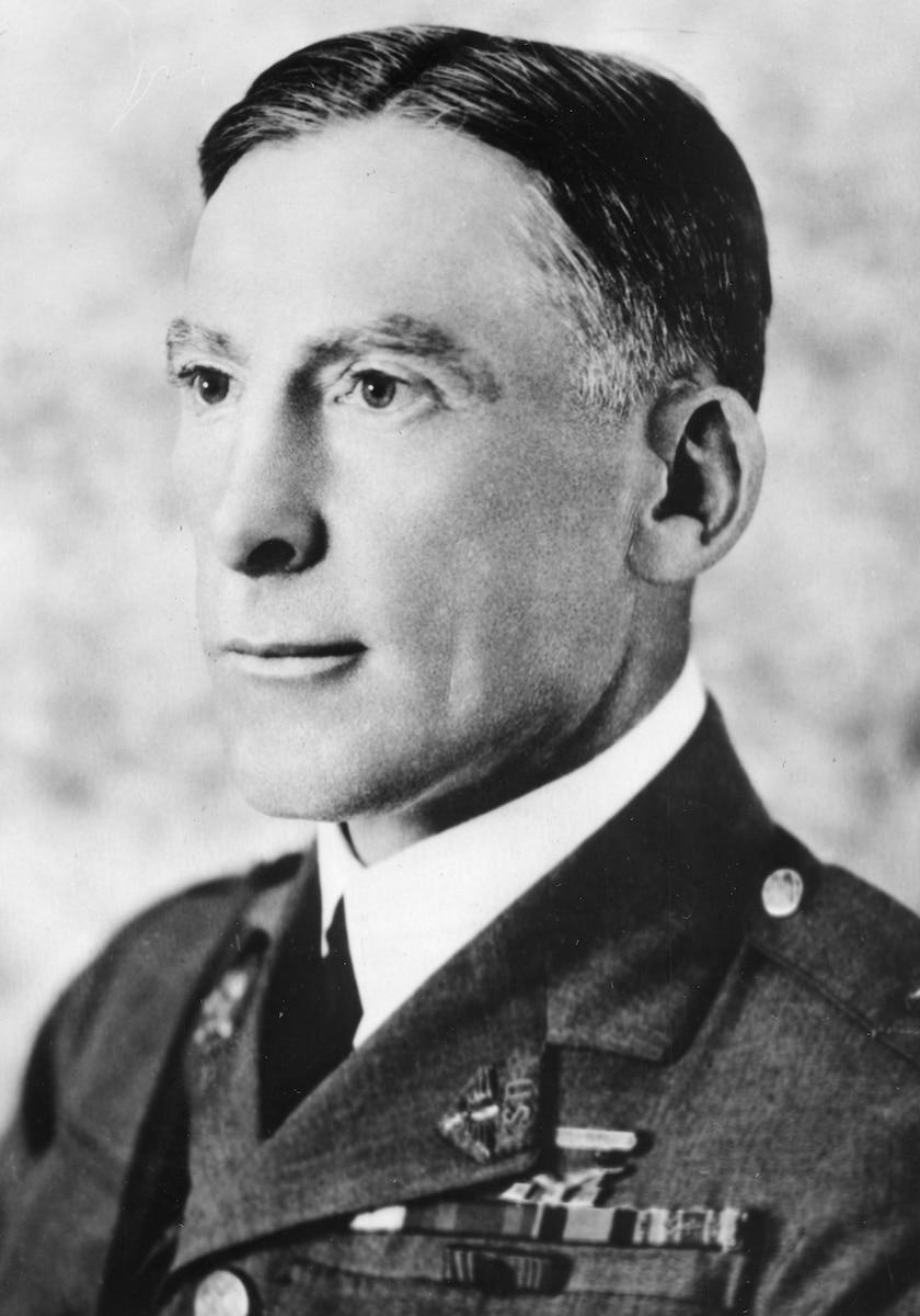 Brig Gen Frank P. Lahm official photo