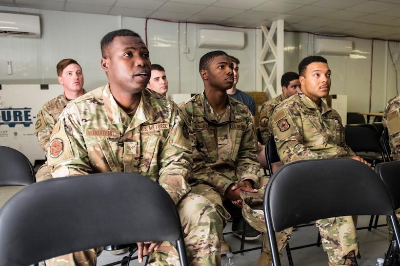 aircrew recruiting meeting