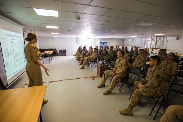 aircrew recruiting meeting