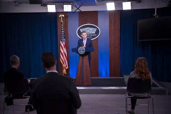 Department of Defense briefing