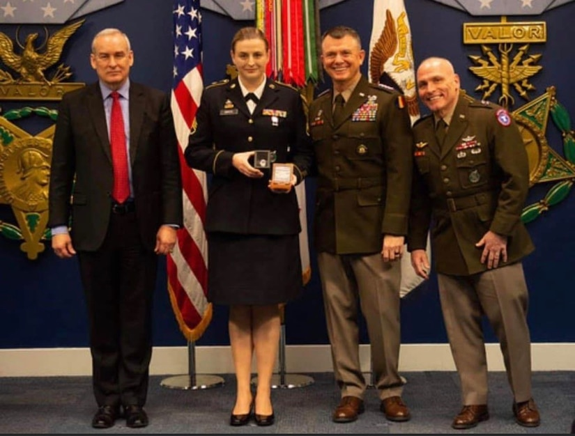 Top Recruiter: Junior NCO recognized as one of the best Recruiters