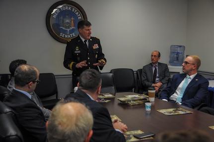 U.S. Army Reserve Day highlights capabilities for New York legislators