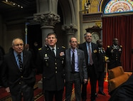 U.S. Army Reserve Day highlights capabilities for New York legislators