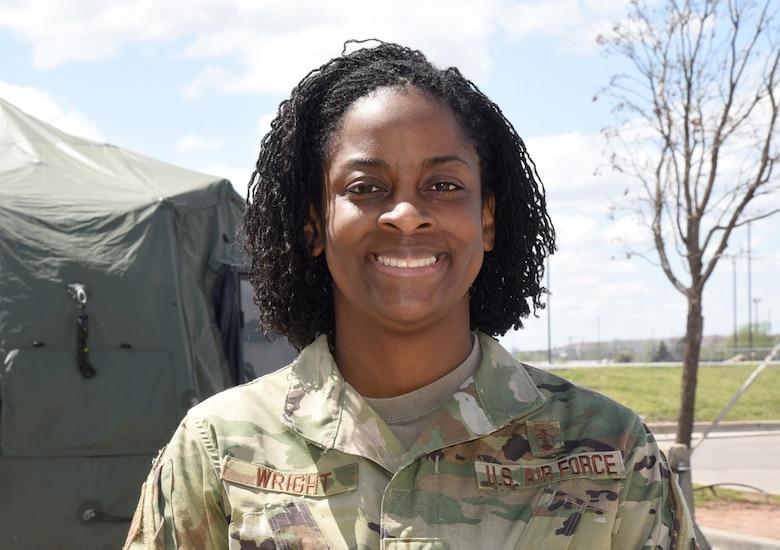 AFSC Spotlight: Maj. Tikia Wright