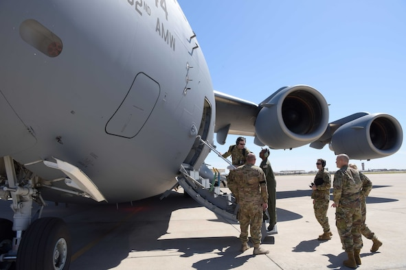 Rescue Airmen Mobilize for COVID-19