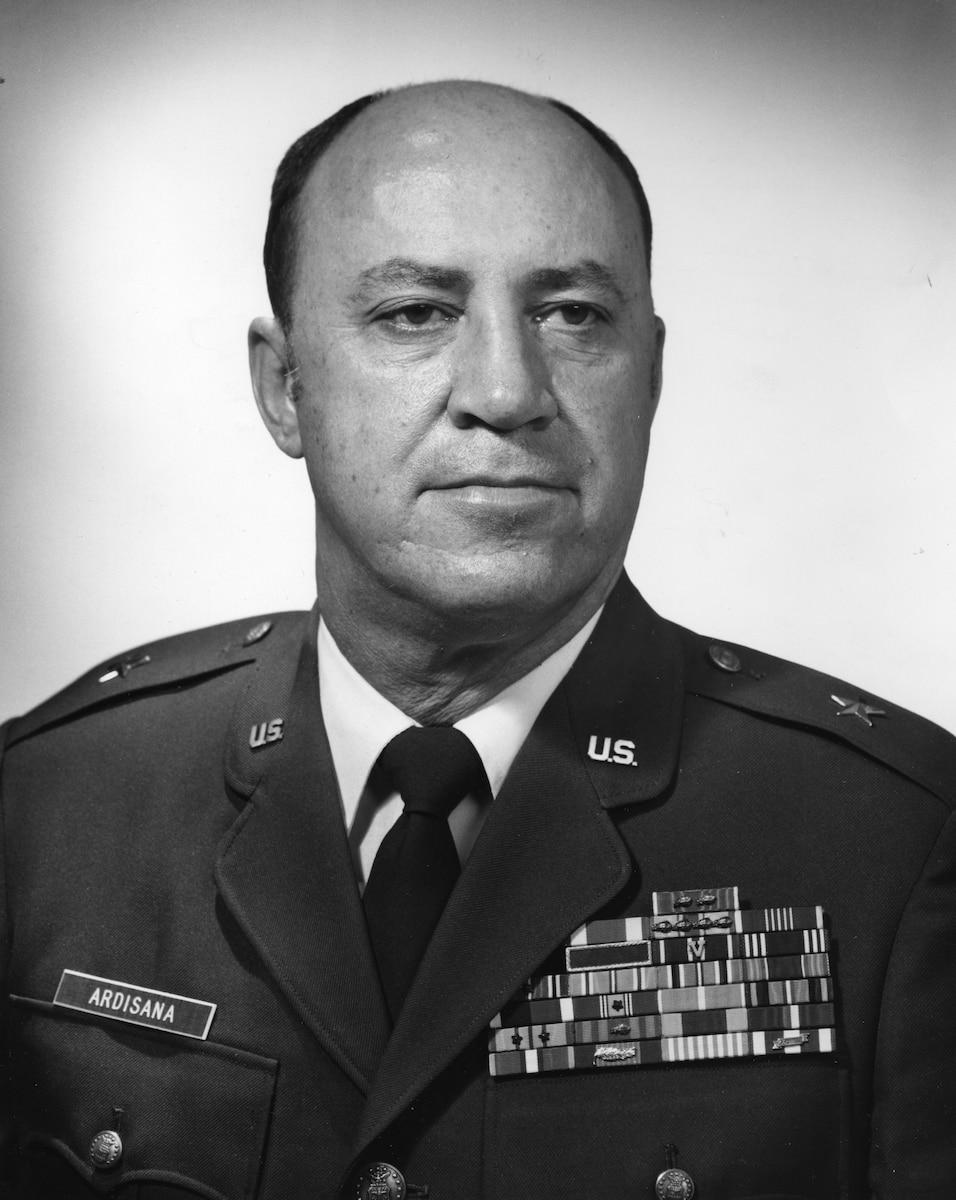 Brig Gen Bernard Ardisana official photo