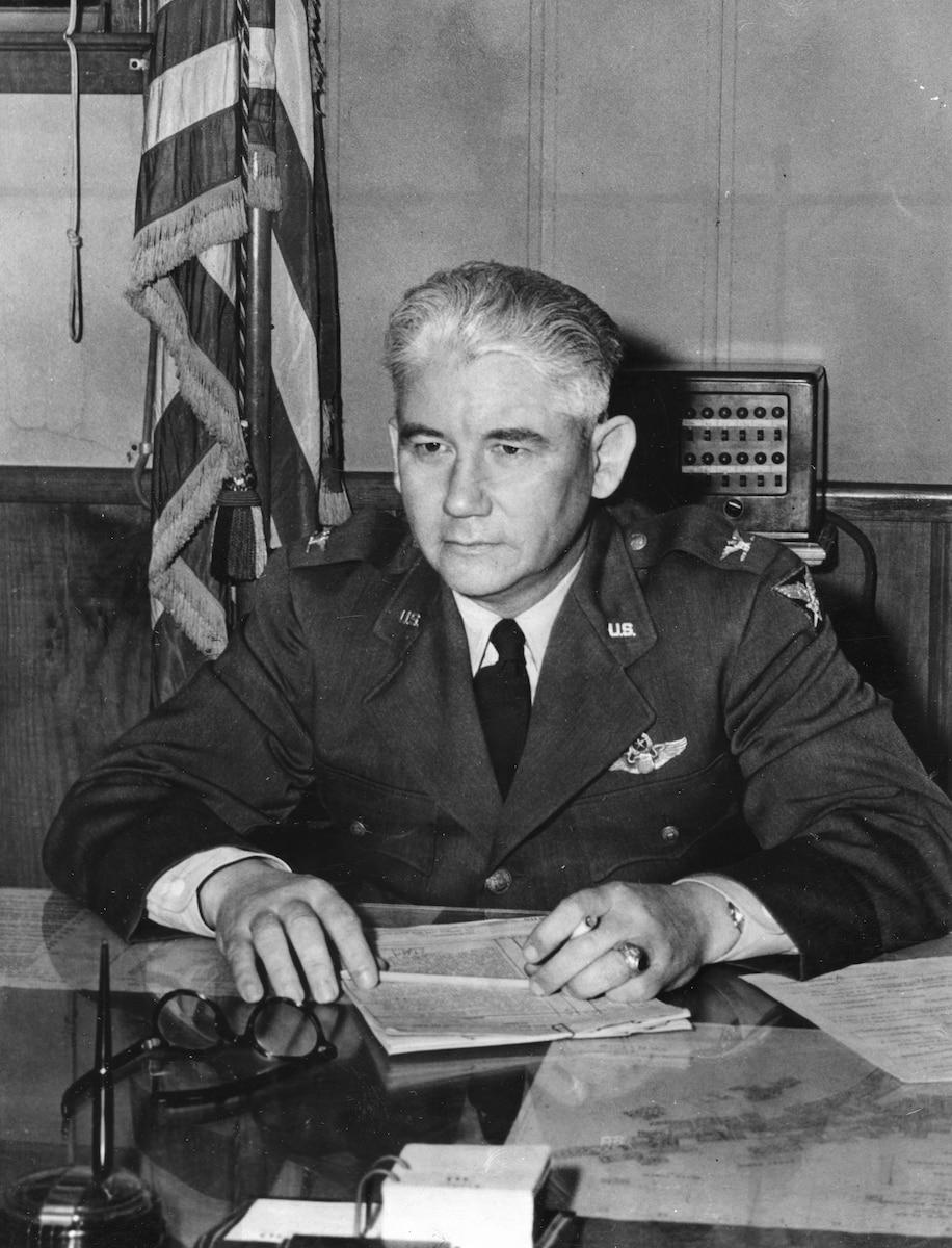 Brig Gen Ezekiel W. Napier official photo