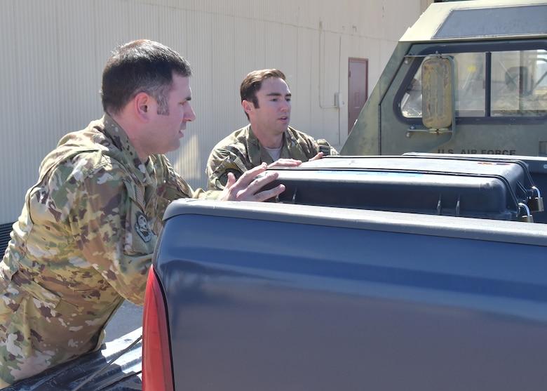 Rescue Airmen Mobilize for COVID-19