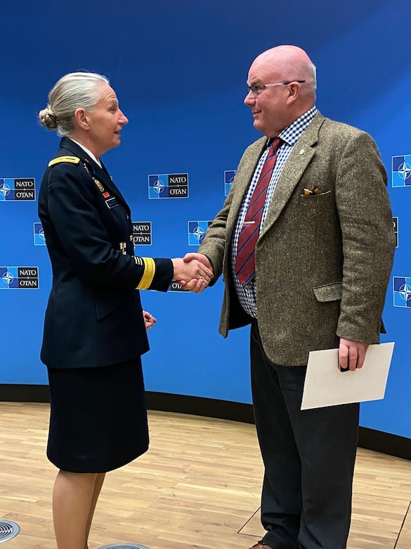 NATO partners come together again to discuss global medical challenges