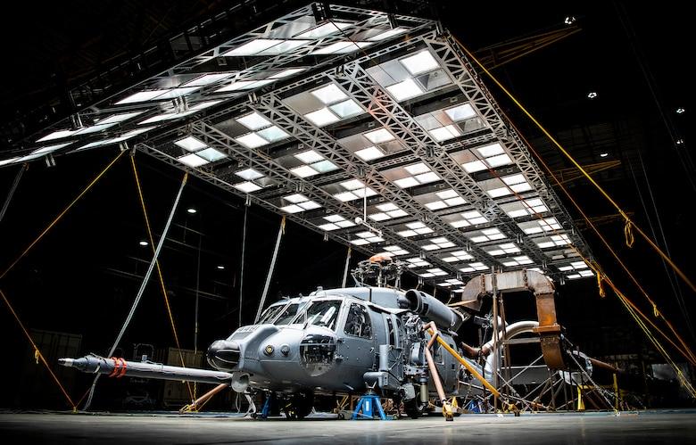 HH-60 chamber testing