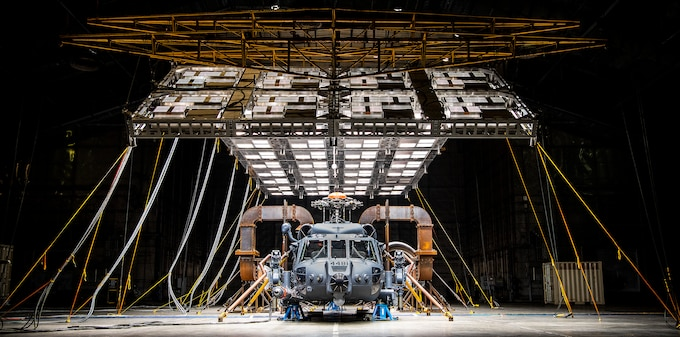 HH-60 chamber testing