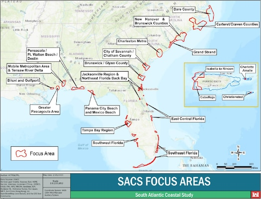 SACS Focus Areas