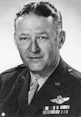 This is the official portrait of retired Maj. Gen. Elmer E. Adler.