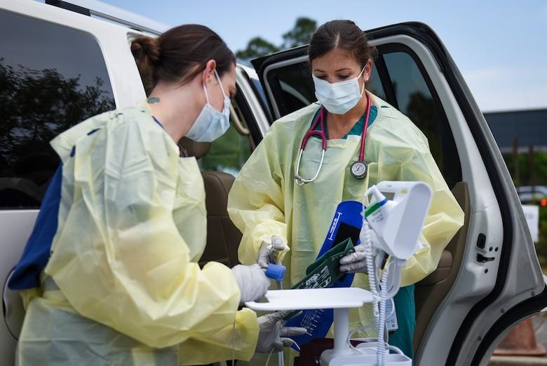 Medical Group COVID-19 testing