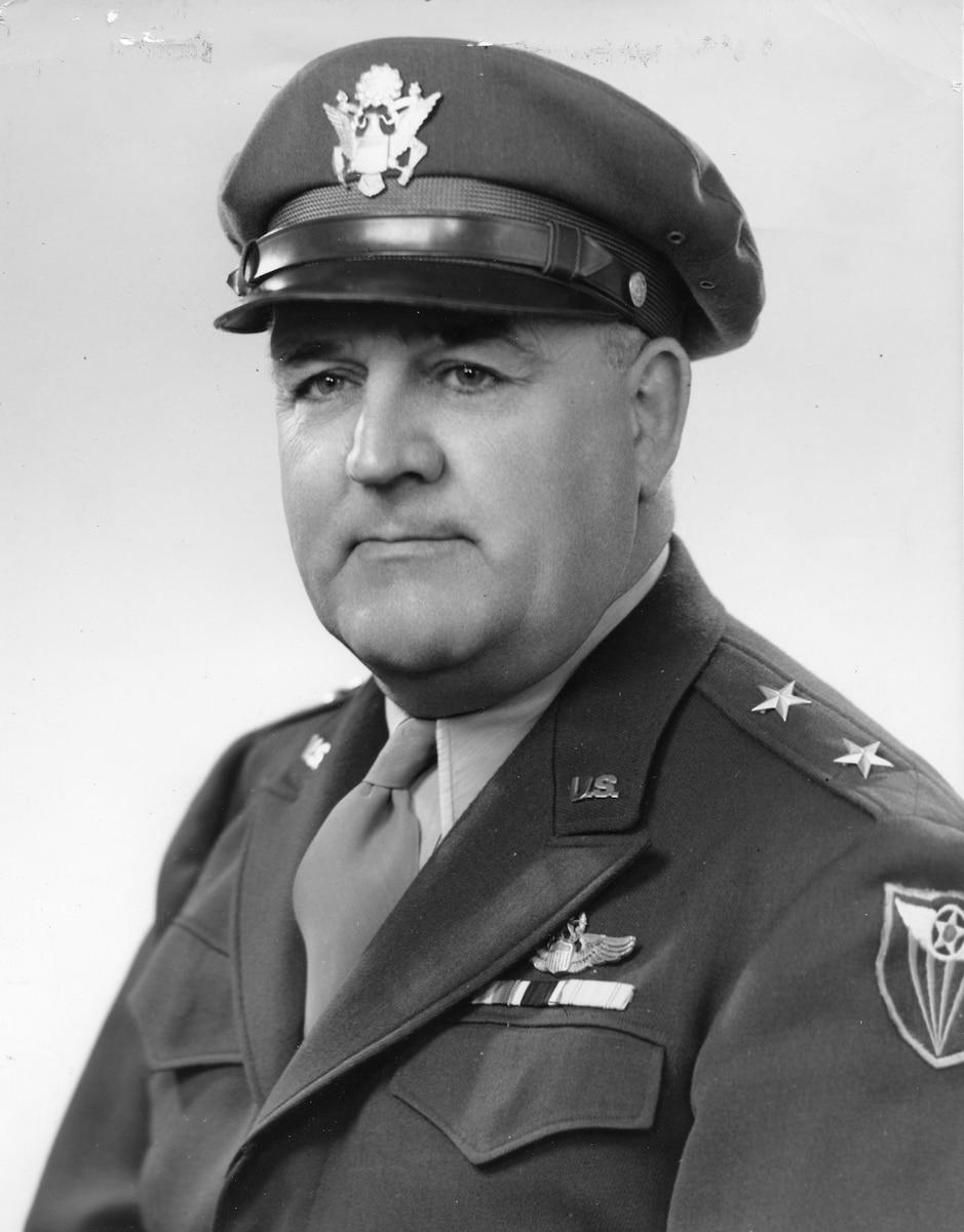 Maj. Gen. James Edmund Parker official photo