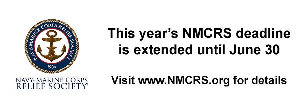 NMCRS deadline extended
