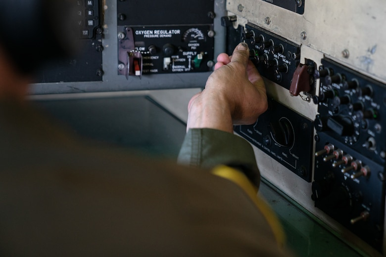 C-130 aircrew continues FCF mission