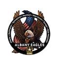 Albany Recruiting Battalion logo
