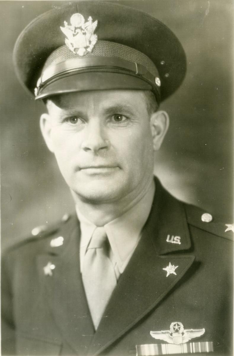 MAJOR GENERAL JOHN EDWIN UPSTON