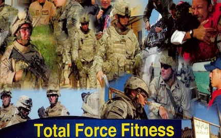 Total Force Fitness graphic