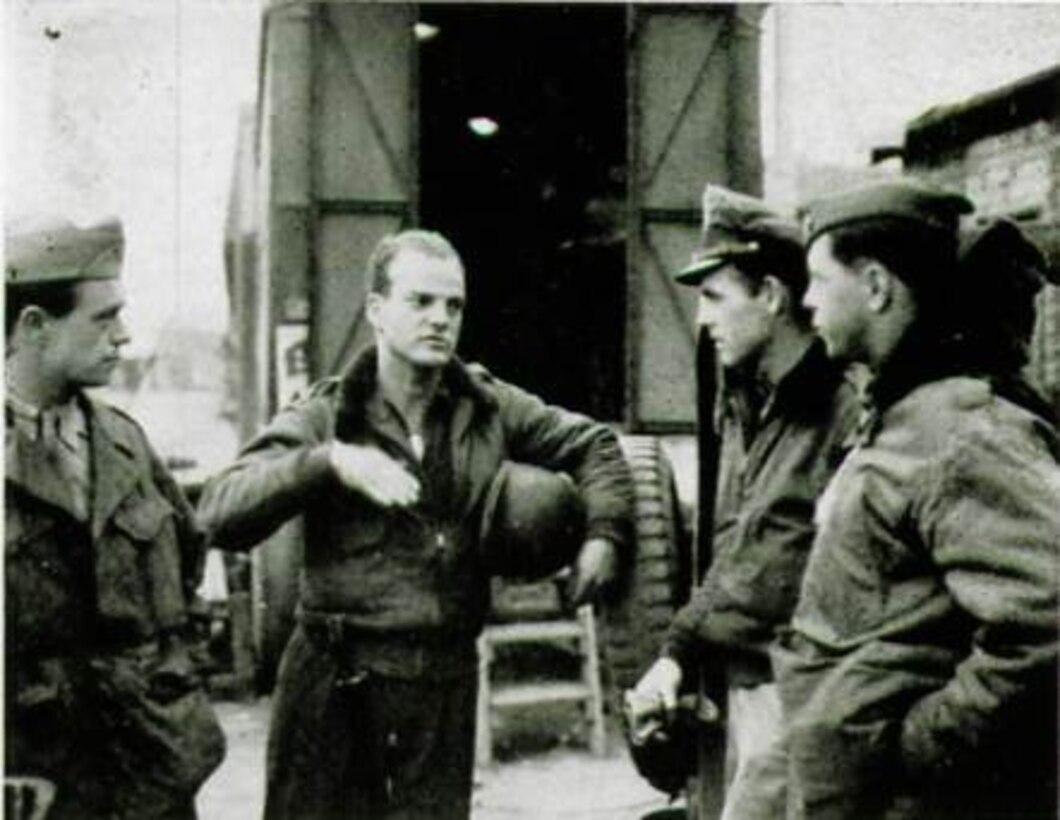 Twice Escaped:  The POW Story of P-47 Pilot Edward R. Kirkland