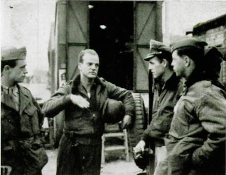 Twice Escaped:  The POW Story of P-47 Pilot Edward R. Kirkland