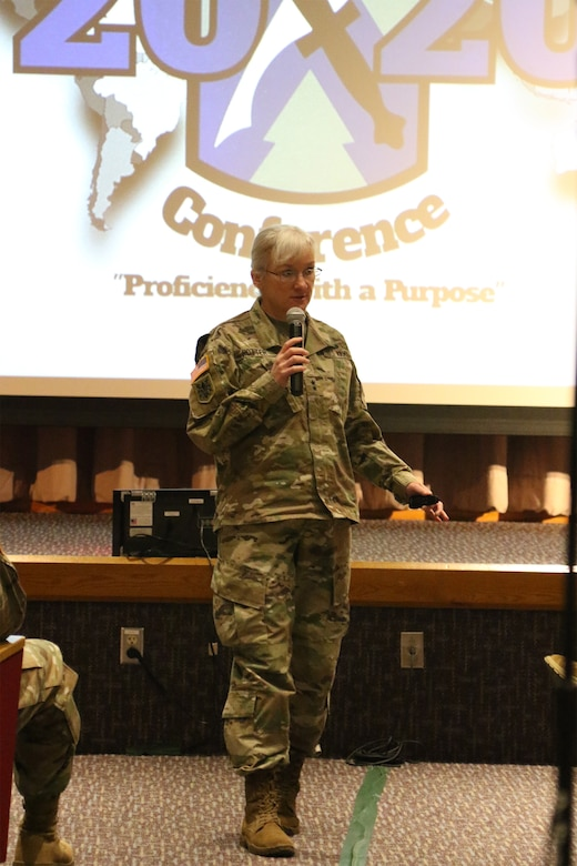 300 MI hosts 31st Annual Military Intelligence Language Conference