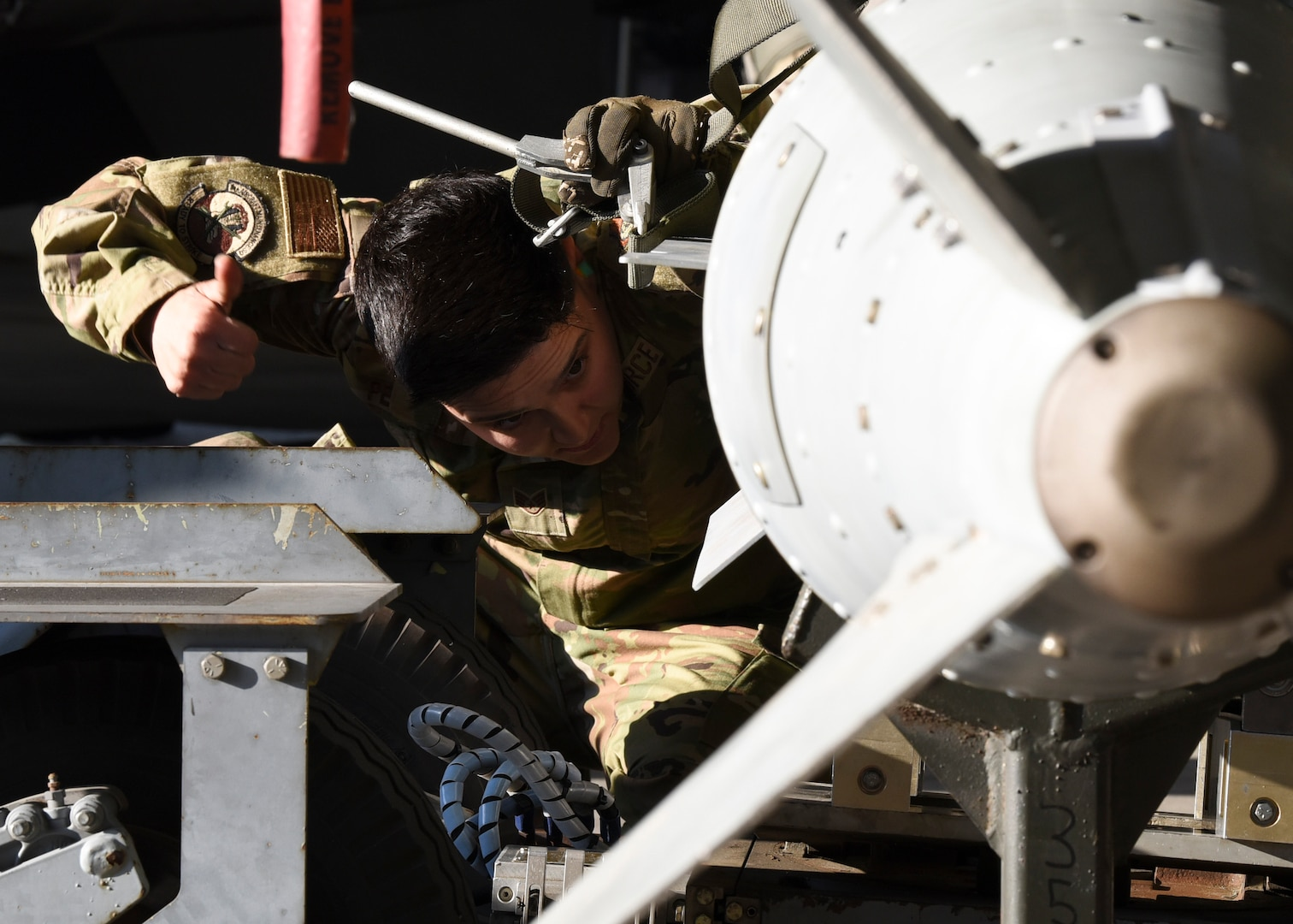 5th Aircraft Maintenance Unit Wins Load Crew Competition