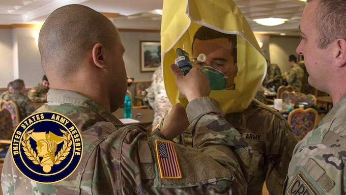 The U.S. Army Reserve is responding with appropriate measures to protect the health of our force and support the nation while maintaining operational readiness, supporting the Army and other government agencies' response to COVID-19.