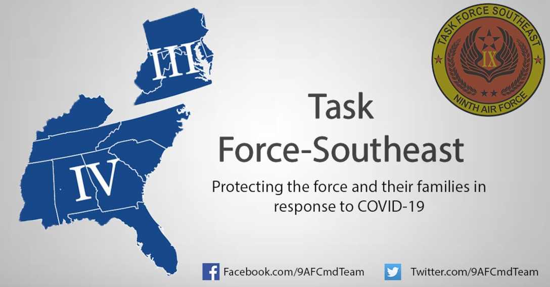 Task Force-Southeast Defense Support to Civil Authorities