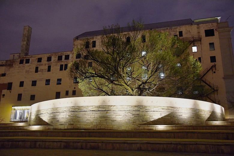 Oklahoma City Bombing Memorial Survivor Tree
