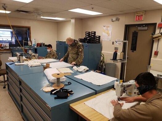 Missouri Airmen help to ensure health of Wing